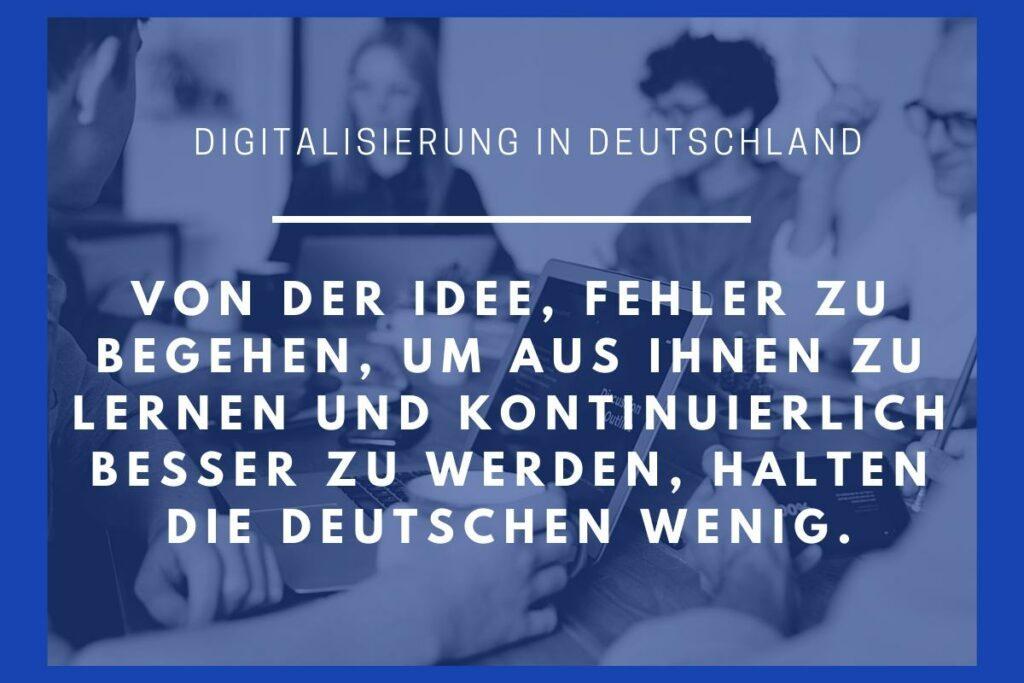 """Zu anspruchslos – warum ein """"passt schon"""" bei der Digitalisierung nicht ausreicht"""