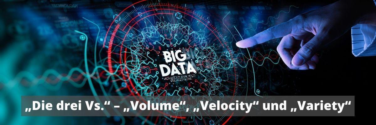 """Erklärung Begriff """"Big-Data"""""""