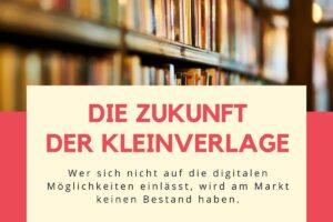 Viele Verlage nehmen die Digitalisierung nicht ernst genug