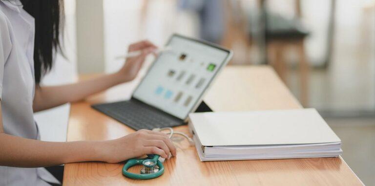 Online-Arzt