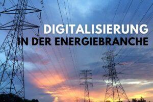 Energieversorger sehen Nachholbedarf bei der Digitalisierung