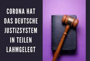 Justiz muss digital werden – Verfahren dauern häufig zu lange