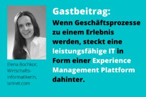 Experience Management Plattform