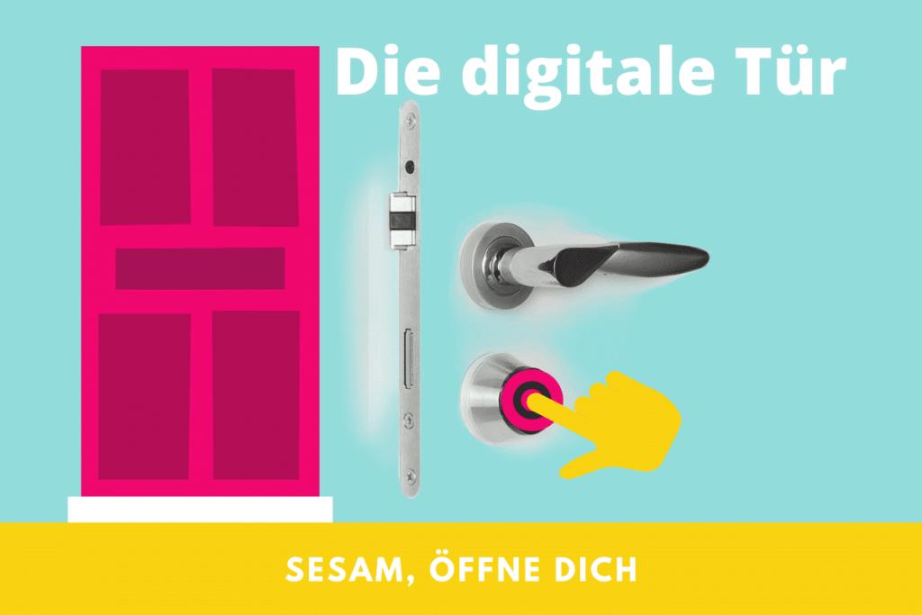 Die digitale Tür