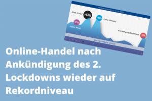 E-Commerce Lockdown Dezember 2020