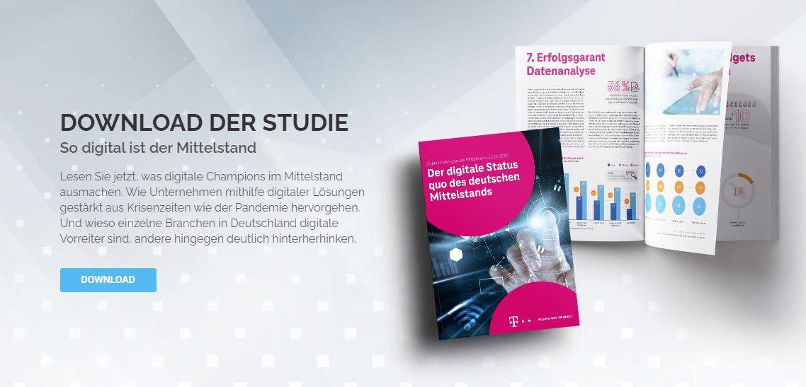 Digitalisierungsindex Mittelstand 2020/2021 der Telekom