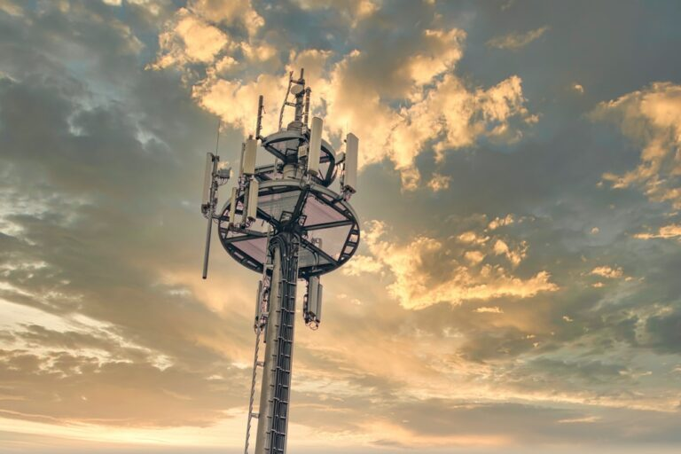 Digitalisierung - 5g Mobilfunk