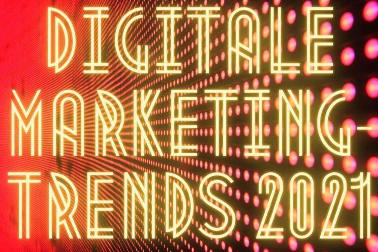 Marketing-Trends 2021
