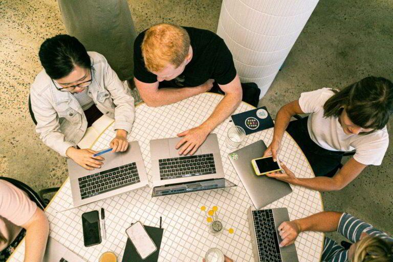 Digitalisierung Job finden