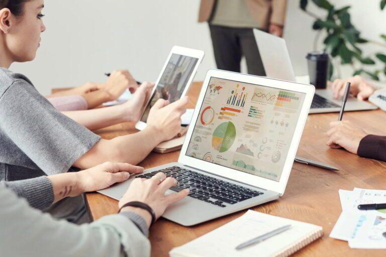 Analyse der Marketing-Strategie