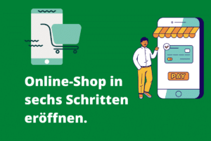 Online-Shop eröffnen