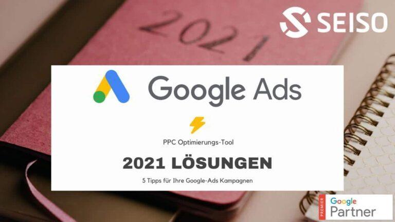Seiso Google Ads Lösung