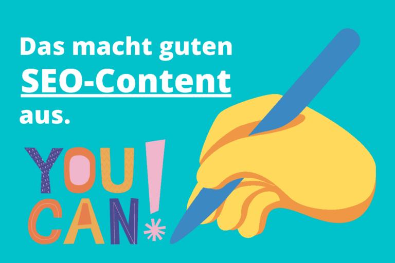 SEO-Content schreiben