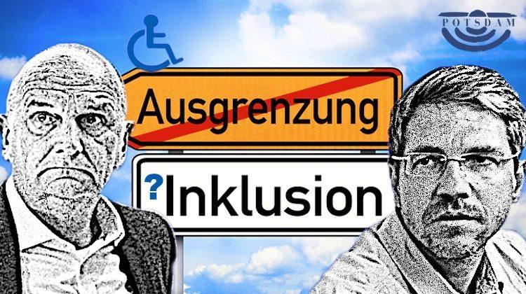 keine Hilfe für Kind mit Schwerbehinderung in Potsdam