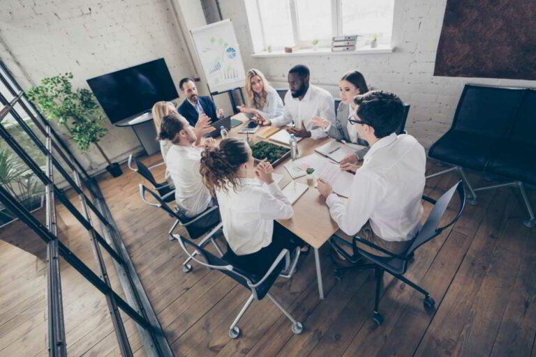 Digitalisierte Unternehmensführung