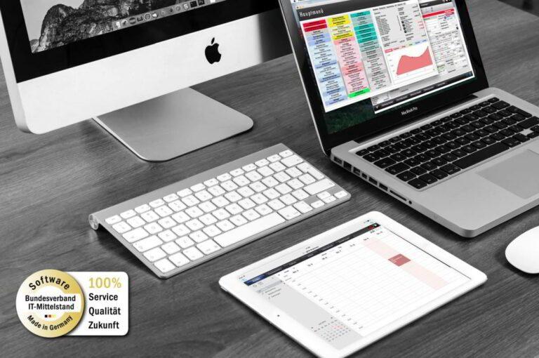 gFM-Business ERP-Software