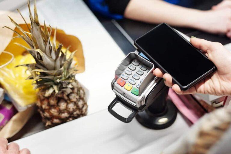 Mobiles Bezahlen mit dem Smartphone