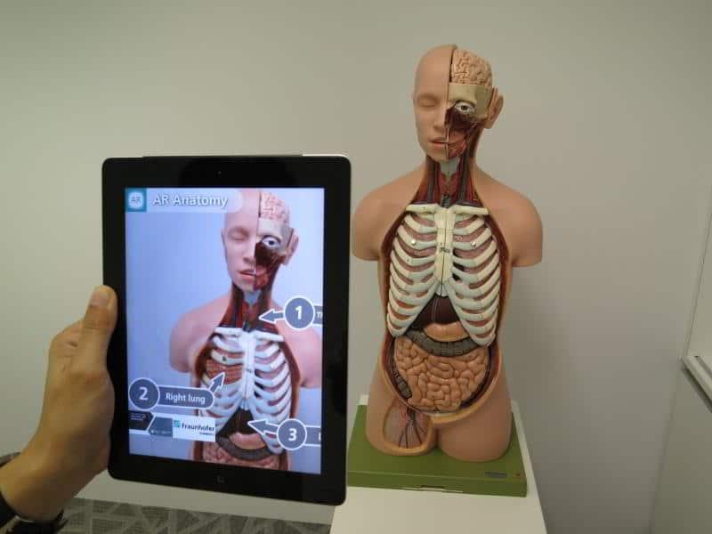 AR und VR in Krankenhäusern