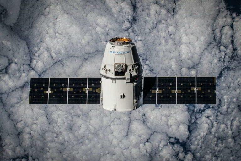 spacex starlink satelliten internet